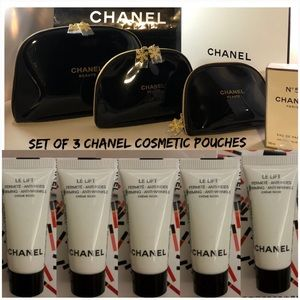 Chanel Le Lift & Cosmetic Bags